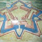 la famosa Fortezza di Papa Paolo V in Ferrara