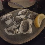 Oysters for two...