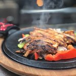 Are fajitas your favorite? Ours are sizzlin' good!
