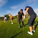 Cours de Golf avec le Pro Arnaud BORE