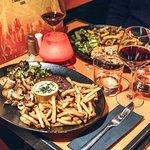 «Goût de Foudre» ou «Bouffe Parisienne»......!?
