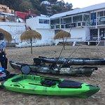 Excursiones en KAYAKs de Pesca