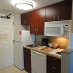 Nice Little Kitchenette In the Room