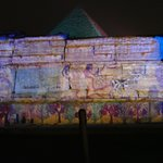 Sound and Light Show - Mortuary Temple
