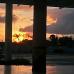 Sunset on cayo coco