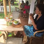 Foto de Polynesian coffee and tea