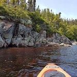 Kayak Lac des Rapides