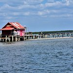fish house in Pine Island Sound