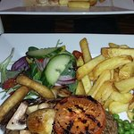 Steak at the Pied Bull couple of weeks ago Fab