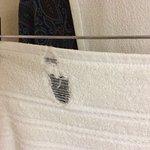 More threadbare towels
