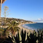 View of Laguna Beach