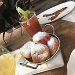 Beignets and Bloody Marys