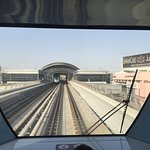 Photo de Métro de Dubaï
