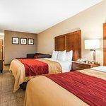 Bild från Comfort Inn Denver West
