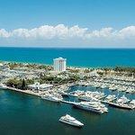 Foto de Bahia Mar Fort Lauderdale Beach - a Doubletree by Hilton Hotel