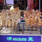 Muslim Quarter Markets - Calamari / Crab