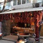 Muslim Quarter Markets - Chilli shop
