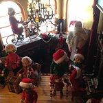 The Christmas corner