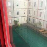 pop hotel room