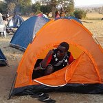 camping is one of the best experinces that you must try out when visiting Africas True Wildness
