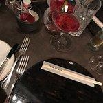 Foto de The Restaurant at The Chedi Andermatt