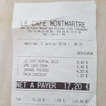 Photo of Cafe Montmartre