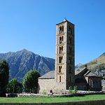 Esglesia de Sant Climent de Taull, Romanesque church, Catalonia, Spain