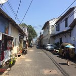 Galle Streets