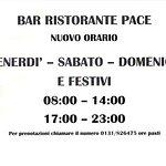 Bar Ristorante Pace