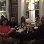 A great meal at the Cobblestone !