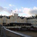 Foto de Royal Exeter Hotel