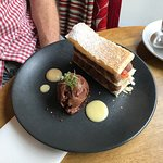 Awesome mille feuille