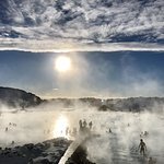 Blue Lagoon Iceland Foto