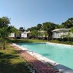 Foto The Ashok Beach Resort