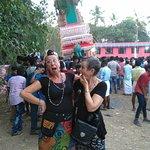 Festival hunting from Kaiya House