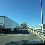 Blue Water Bridge.