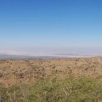 Rann White Desert view from Kala Dungar