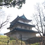 The East Gardens of the Imperial Palace (Edo Castle Ruin) Foto