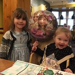 Happy 6th Birthday at Beefeaters!