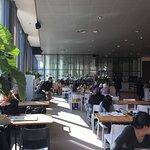 Foto de Van Gogh Museum Cafe