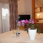 Platz für die ganze Familie im Apartment im Hotel im Allgäu