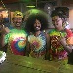 The Booze Bar dream team