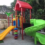 Play System installed for our little guests to have fun.