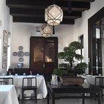 The Rachamankha Restaurant indoors