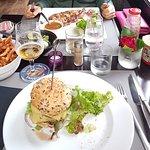 Burger / entrecote