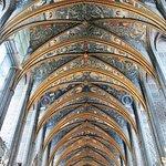 plafonds peints_cathédrale Sainte-Cécile d'Albi