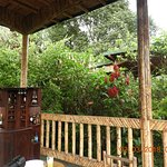 San Jorge Eco-Lodge at Tandayapa.