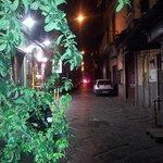 Corner of Via Toledo and Via Pasquale Scura