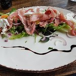 Parma salat