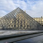 Photo of Louvre Museum